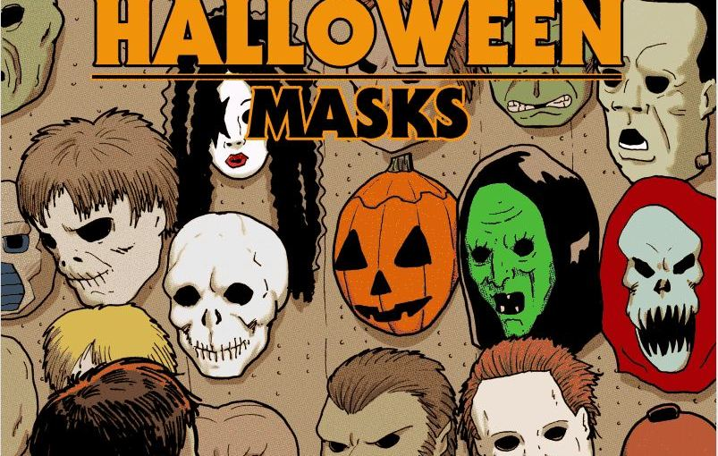 'Halloween: Masks' is here!