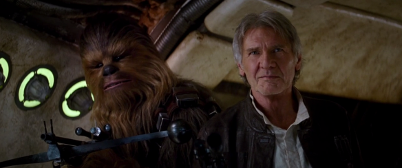 "The money shot from the ""Force Awakens"" trailer."