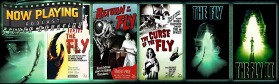 Now Playing Podcast The Fly Retrospective