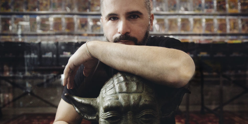 Torpedo Comics owner John Dolmayan talks about his education in the comic book industry with Vegas Seven magazine