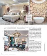 Las Vegas-based writer Jason R. Latham writes about Strip suite renovations in the Design and Beauty section of Modern Luxury's Vegas Magazine Fall