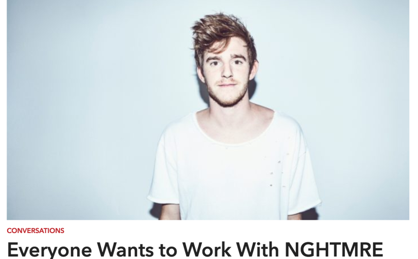 Stay up for NGHTMRE