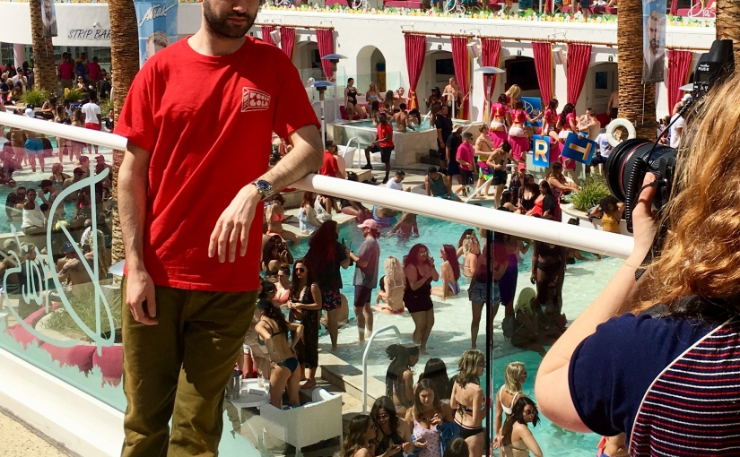 Behind the Scenes at Drai's Beachclub